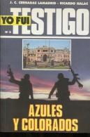 YO FUI TESTIGO J.C. CERNADAS - RICARDO HALAC 128  PAG ZTU. - Ontwikkeling