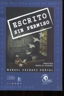 ESCRITO SIN PERMISO MANUEL VASQUEZ PORTAL 226 PAG ZTU. - Ontwikkeling