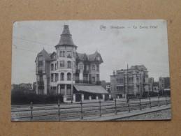Le SAVOY Hôtel ( Star 1547 ) Anno 192? ( Zie Foto Voor Details ) - Wenduine