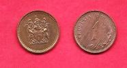 RHODESIA 1970-1977, Circulated Coin, 1 Cent Bronze Km10 C1603 - Rhodesia