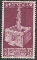 Italie 1937 N° 404 N (S424) Bimillénaire Naissance Empereur Auguste   (c8) - 1900-44 Victor Emmanuel III.