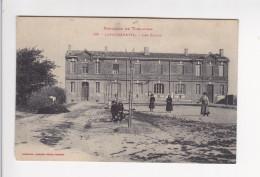 Cpa LAFOURGUETTE Les Ecoles Banlieue De Toulouse 132 Labouche - Francia
