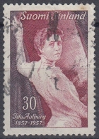 Finlandia 1957 Nº 466 Usado - Gebraucht