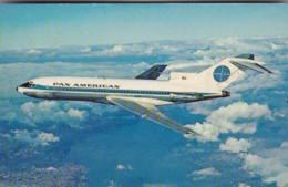 Pan American Airways Boeing 727 Jet Clipper - 1946-....: Moderne