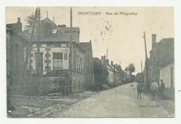 MONTIGNY - Rue De Maignelay - Non Classés