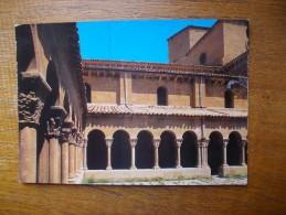 Huesca , Claustro De San Pedro El Viejo , Romanico Siglo XII - Huesca