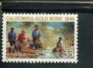 209516961 USA 1999 ** MNH SCOTT 3316 CALIFORNIA GOLD RUSH - Etats-Unis