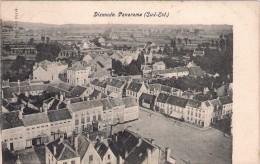 Editeur VanCuyck 1/4 Foto Postkaart SUD EST Verstuurd 1911 Perfekte Staat - Diksmuide