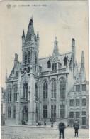 SBP Nr.23 Hotel De Ville Verstuurd 1909 Perfekte Staat  Een Aanrader. - Diksmuide