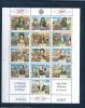 Monaco Timbres De 1997   N°2112 A 2124 (feuille Entière)   Neuf **vendu A La Faciale - Blocks & Sheetlets