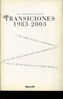 TRANSICIONES J.M. PASQUINI DURAN (1983-2003) 203  PAG ZTU. - Ontwikkeling