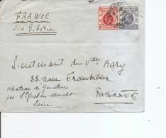 Hong-Kong ( Lettre De 1930 De Hong-Kong Vers La France à Voir) - Covers & Documents