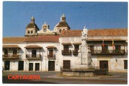 COLOMBIA - CARTAGENA PLAZA DE LA ADUANA - Colombia