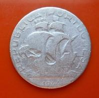 Portugal 2.5 Escudos 1944 Silver - Portugal