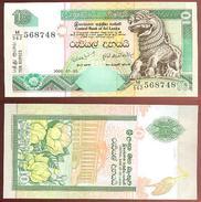 Sri Lanka 10 Ruppes 2003 Pick 108.e UNC - Sri Lanka
