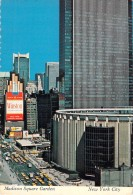 MADISON SQUARE GARDEN STREET AND 8TH AVENUE / NEW YORK CITY - New York City