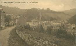 NESSONVAUX - Panorama De L'Eglise Et Chinchotte - Trooz