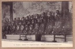 CHINE - 12 - SHANGHAI - 12  - INTERIEUR DE LA PAGODE DE LONGFA - éditeur Messageries Maritimes - Avant 1904 - Chine