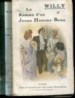 Willy Le Roman D'un Jeune Homme Beau Bibliotheque Des Auteurs Modernes - Boeken, Tijdschriften, Stripverhalen