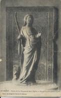 CP - 88 - Statue De Ste Marguerite Devant Laquelle  Jeanne D´Arc  à Prié - Domremy La Pucelle