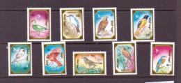 MONGOLIE 1991 OISEAUX   YVERT N°1808/16  NEUF MNH** - Oiseaux
