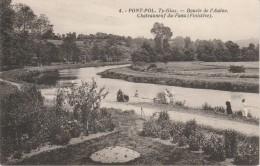 29 - CHATEAUNEUF DU FAOU - Pont Pol - Boucle De L´Aulne - Châteauneuf-du-Faou