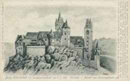 DE HOHENSTEIN / Burg Hohenstein Bei Langenschwalbach Um Der J. 1600 Westseite / - Hohenstein-Ernstthal