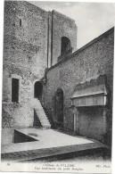 DEPT 14 - Chateau De FALAISE - Vue Intérieure Du Petit Donjon - ENCH0616 - - Falaise