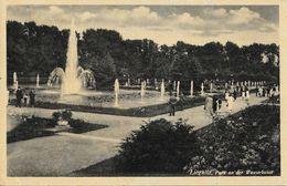 Pologne - Liegnitz - Park An Der Wasserkunst - Verlag A. Jeschke - Carte Non Circulée - Pologne