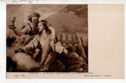 """ART . TABLEAU . TIEPOLO . """" LA ORACION Y AGONIA DE JESUS EN EL MONTE DE LOS OLIVOS """" . MUSEO DEL PRADO - Réf. N°16061 - - Peintures & Tableaux"""