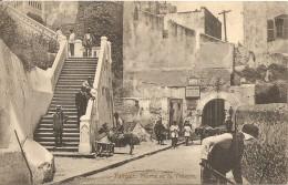 AFRIQUE MAROC TANGER - PUERTA DE LA TENERIA Vers 1920 - Tanger