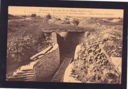 Reproduction?,Old Card Of German Trenches,Vimy Ridge,Nord-Pas-de-Calais Region Of France,.,N38.. - Nord-Pas-de-Calais