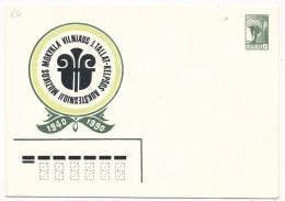 LITUANIE - 6 Enveloppes - Entiers Postaux Neufs, Différents - Lituania