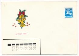 LITUANIE - 11 Enveloppes - Entiers Postaux Neufs, Différents - Lituania