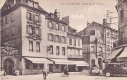 COMPEIGNE -HOTEL DE LA CLOCHE - Compiegne