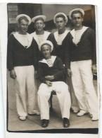 Photo / Groupe De Marins /BREST /  Vers 1930-1950    PHOTN194 - Anonymous Persons