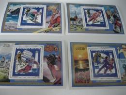 Mali-1994-Winter Olympics MI.BL.31-34 - Winter 1994: Lillehammer