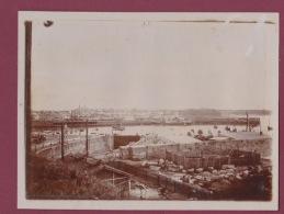 50 - 280616 - PHOTO - GRANDVILLE Le Port Et La Ville Neuve - Granville