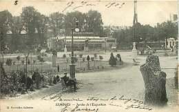 87 - 270616 - LIMOGES - Jardin De L'Exposition - Limoges