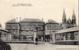 TINCHEBRAY - Chocolaterie Fortin, L'entréee   (363) - France