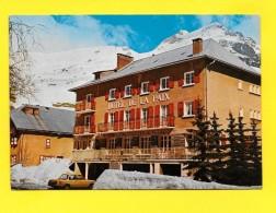 CPSM 04 LARCHE Hotel De La Paix - Autres Communes