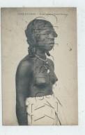 Grand-Bassam (Côte-D'Ivoire) :  Femme Avec Seins Nus  En 1910 (animé) PF. - Côte-d'Ivoire