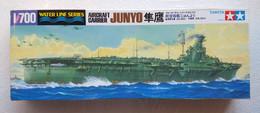Aircraft Carrier Junyo 1/700 Tamiya - Boats