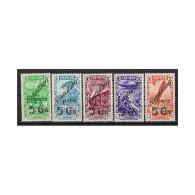 GUIBE7STV-LFTGEBE07TB.TRANSPORTE  CORREO.España Spain Espagne. GUINEA  ESPAÑOLA BENEFICENCIA (Ed  7/11**). - 1931-Hoy: 2ª República - ... Juan Carlos I