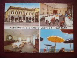 ITALY / SARZANA / ALBERGO RISTORANTE LAURINA / 1970 - Italie