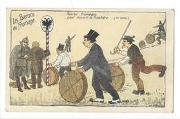14874 - Les Barons Du Fromage Roulez...Fromages Pou Couvrir La Frontière  Muller - GE Geneva