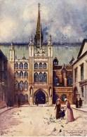 ARTIST JOTTER - THE GUILD HALL - M ETTLINGER Series 4258 - London