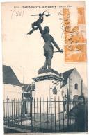 Saint Pierre Le Moutier Jeanne D'Arc TB - Other Municipalities