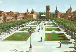 P226 - POSTAL - ALCALA DE HENARES - MADRID - PLAZA DE CERVANTES - Madrid
