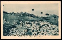 TINDARI TEATRO GRECO - SCENE - Messina